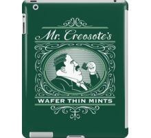 Wafer Thin Mints iPad Case/Skin