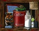 Let's Be Friends - still life by LindaAppleArt