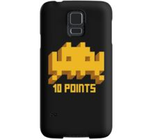 10 Points: Space Invaders Samsung Galaxy Case/Skin
