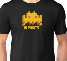 10 Points: Space Invaders Unisex T-Shirt