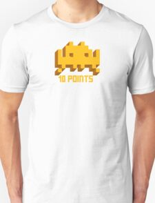 10 Points: Space Invaders T-Shirt