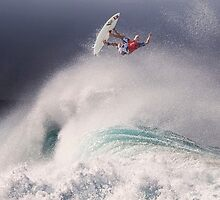 Kelly Slater 2 by Alex Preiss