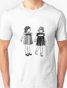 RETRO GIRLS CUTE Unisex T-Shirt