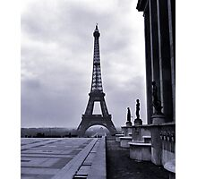 Eifel Tower, Winter 1945 Photographic Print