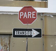 Pare...Transito by SplatterPics