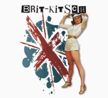 The Kitsch Bitsch : Brit-Kitsch Pin-Up by TheKitschBitsch