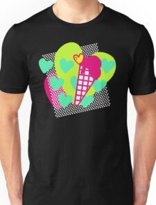 Neon Icecreams Unisex T-Shirt