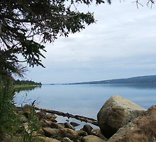 Cape Breton - Bras D'or Lake by Lady-Di