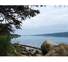 Cape Breton - Bras D'or Lake Photographic Print