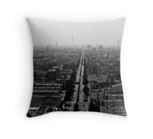 Welcome to Berlin Throw Pillow