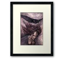 Swift As The Wind Framed Print
