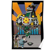 Dragon Powers Rising Poster