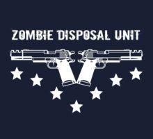 Zombie Disposal Unit by robotrobotROBOT