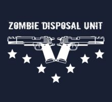 Zombie Disposal Unit by robotrobotROBOT