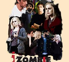 iZombie Obsessed by fabsgivens