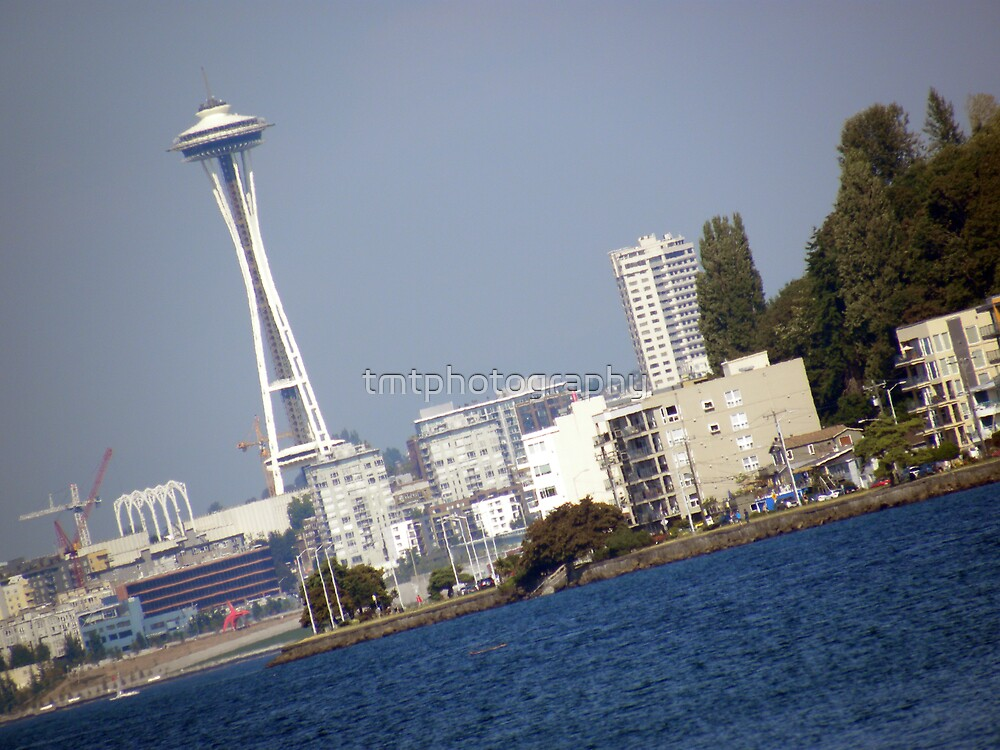 View From Alki by tmtphotography