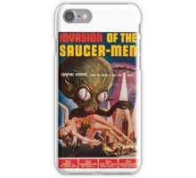 Saucermen iPhone Case/Skin