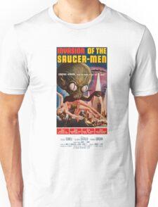 Saucermen Unisex T-Shirt