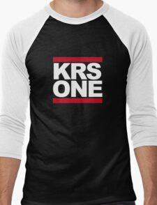 KRS ONE  - DMC Men's Baseball ¾ T-Shirt