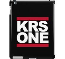 KRS ONE  - DMC iPad Case/Skin