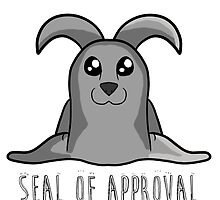 Seal Of Approval by KyubikoFang