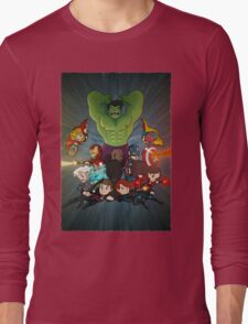 Assemble! Long Sleeve T-Shirt