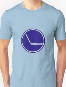 LAPTOP PARKING ROAD SIGN Unisex T-Shirt