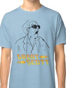 BTTF Great Scott Classic T-Shirt