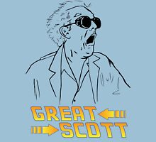 BTTF Great Scott Unisex T-Shirt