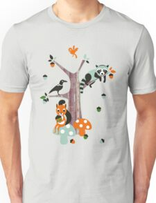 Friends of the forest Unisex T-Shirt