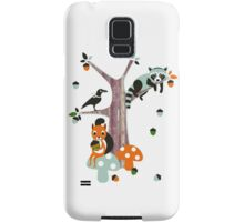 Friends of the forest Samsung Galaxy Case/Skin