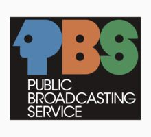 Public Broadcasting Service 1970s sticker by djpalmer