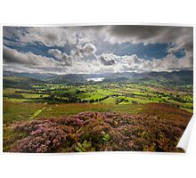 From Skiddaw to Keswick Poster