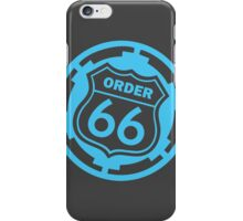 Execute Order no.66 - Star Wars iPhone Case/Skin