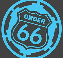 Execute Order no.66 - Star Wars by Geeksetas