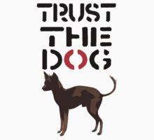 TRUST THE DOG  by SofiaYoushi