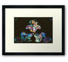 Mucha Magic Two Framed Print