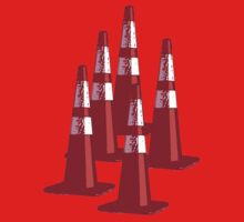 TRAFIC CONES PYLON Kids Clothes