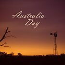Australia Day by Eve Parry