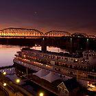 Delta Queen - Chattanooga, Tennessee by Alex Zuccarelli