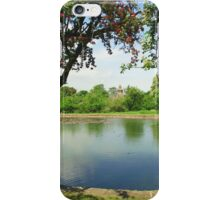 The Fishing Lake iPhone Case/Skin