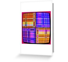 1275 Abstract Thought Greeting Card