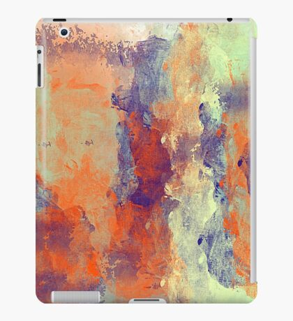 The People in the Abstract iPad Case/Skin