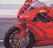Ducati 999 by Scott Simpson