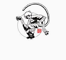 Monkey king kung fu logo Unisex T-Shirt