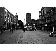 Ferrara Centrum Photographic Print