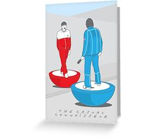 Subbuteo Eighties Dressers! Greeting Card