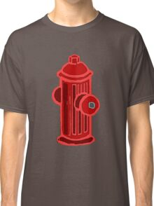 FIRE HYDRANT Classic T-Shirt