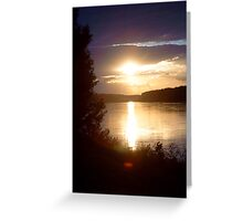 Missouri River Collection 2006 Greeting Card
