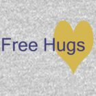 free hugs by 1chick1